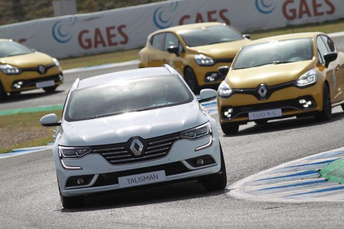 Renault PassionnExperience