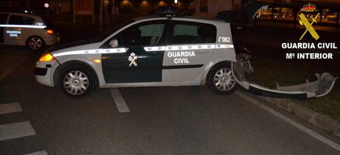 Operación Vindicta de la Guardia Civil