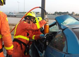 Accidente en Quart de Poblet